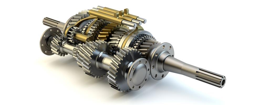 Механическая каробка передач